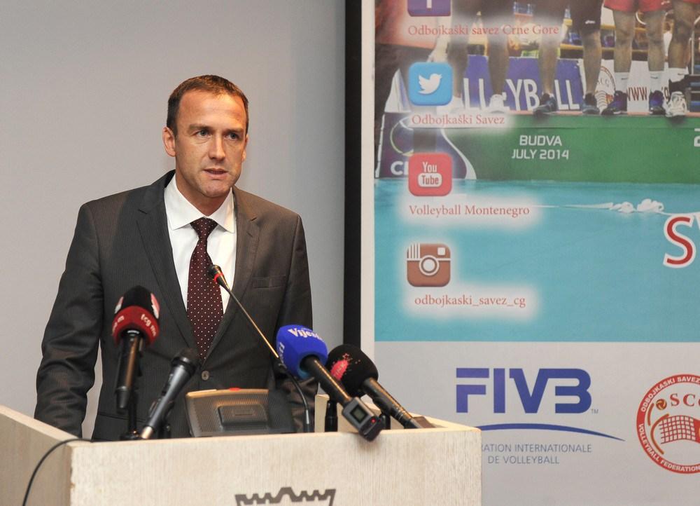 OSCG: Cvetko Pajković jedini kandidat za predsjednika