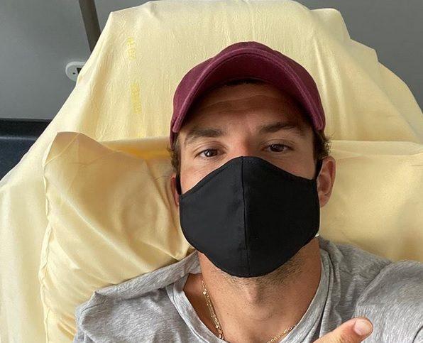 Dimitrov se izliječio od koronavirusa