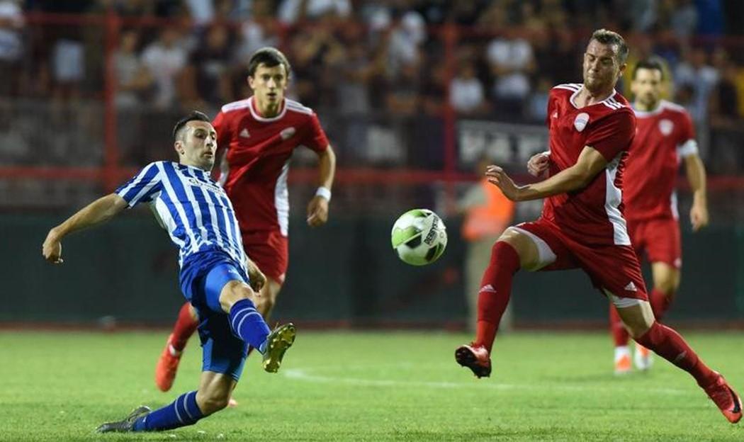 Budućnost u kvalifikacijama za Ligu šampiona, Sutjeska, Zeta i Iskra u kvalifikacijama za Ligu Evrope