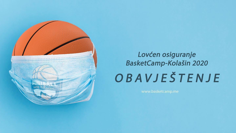 Kamp u Kolašinu pomjeren za avgust zbog koronavirusa