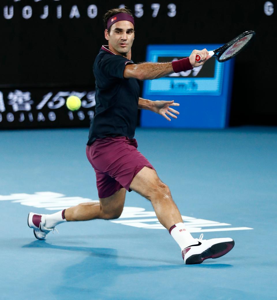Ništa od penzije: Federer nastavlja da igra