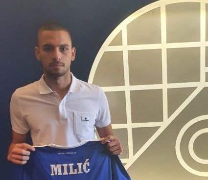 Stefan Milić stigao u Zagreb: Dinamo je institucija