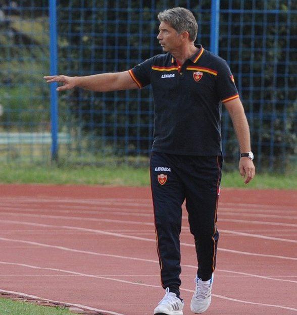Miljenović preuzeo Rudar: Opstanak je jedini cilj