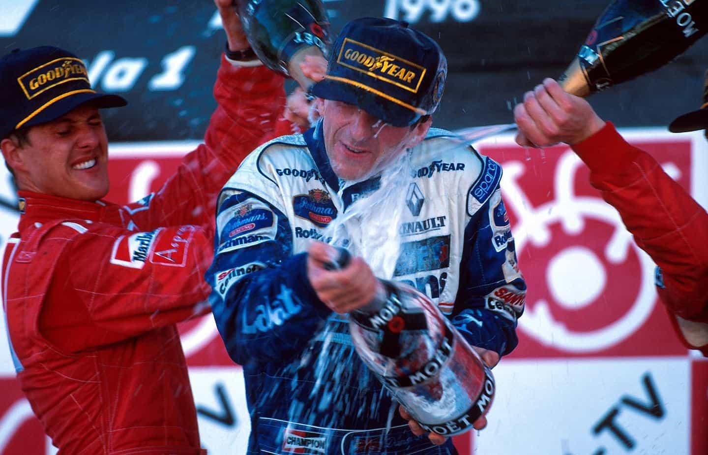 Najneobičnije podijum ceremonije u F1