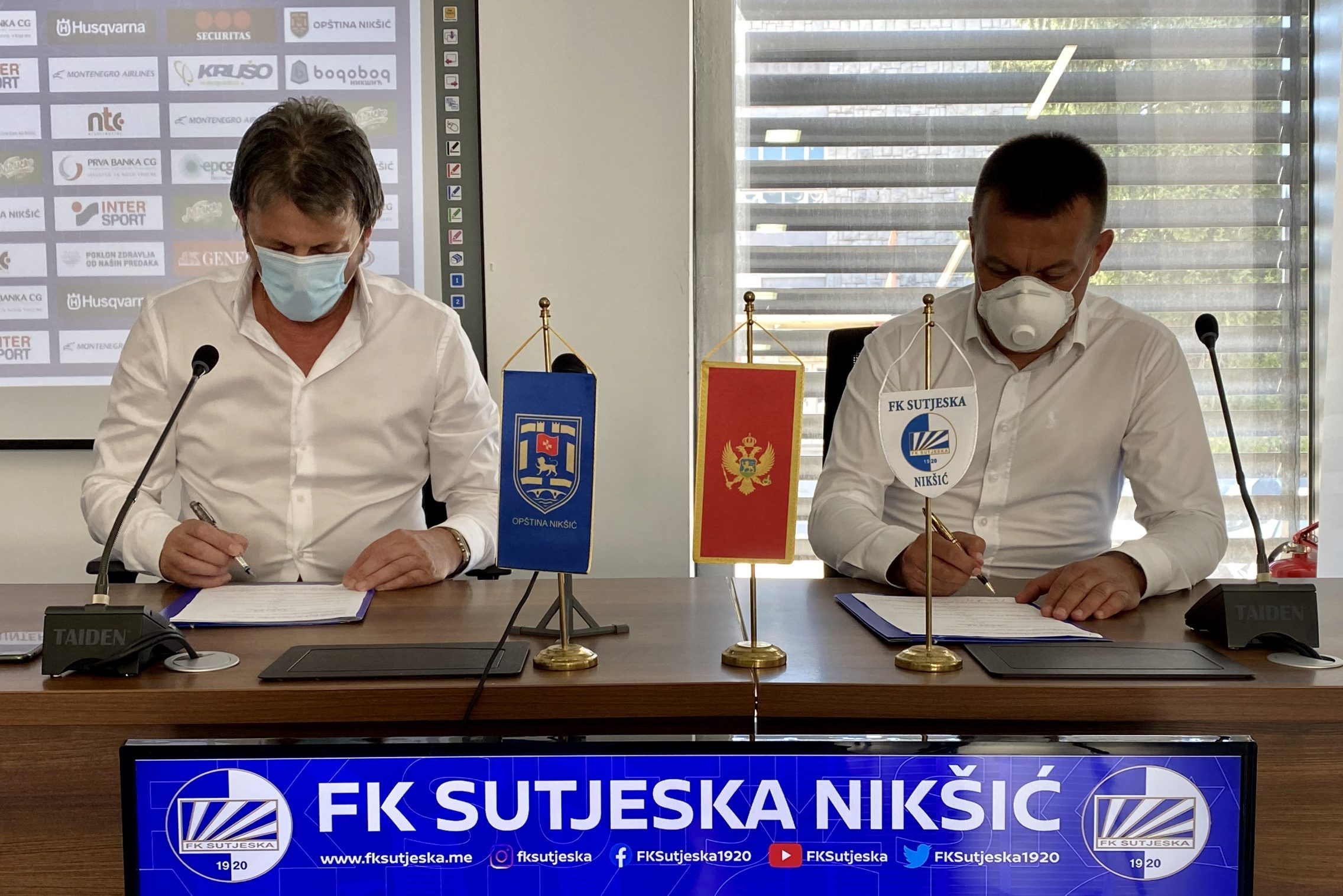 Zvanično: Gaga Radojičić trener Sutjeske