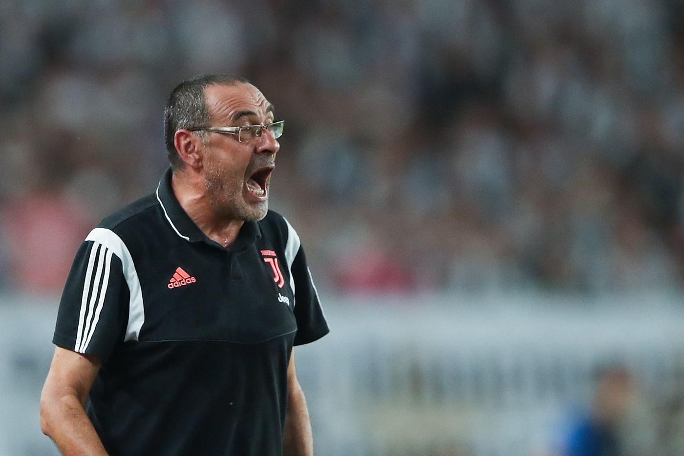 Sari: Očekivao sam manje od Juventusa
