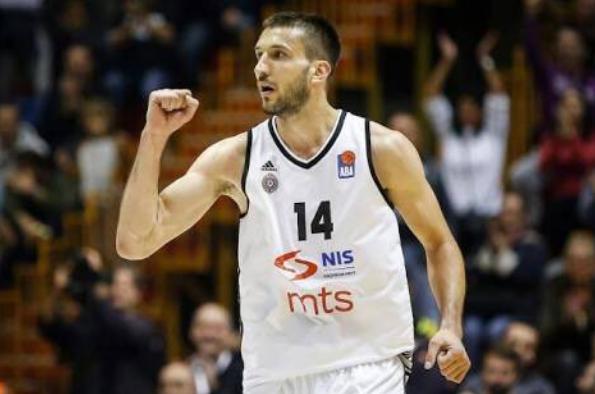 Birčević nije više igrač Partizana