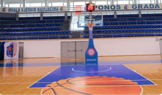 Mornar podnio prijavu za FIBA Evropa kup