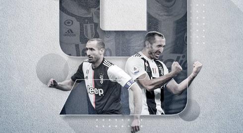 Đorđo Kjelini: Jedini igrač koji je učestvovao u osvajanju devet vezanih titula Juventusa