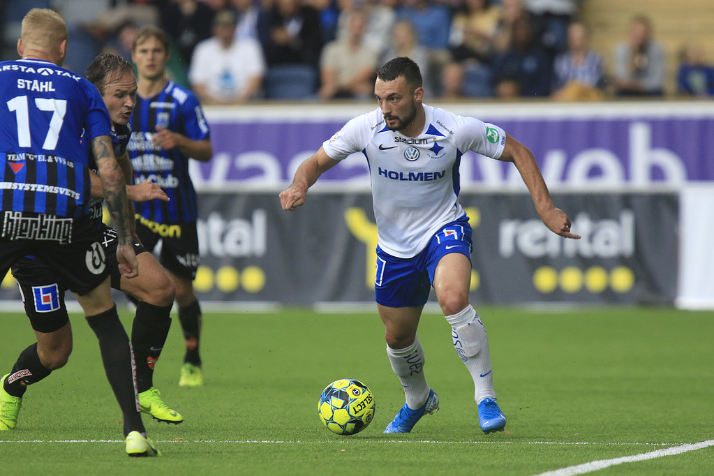Norčeping i dalje lider: Hakšabanović fudbaler mjeseca u Švedskoj