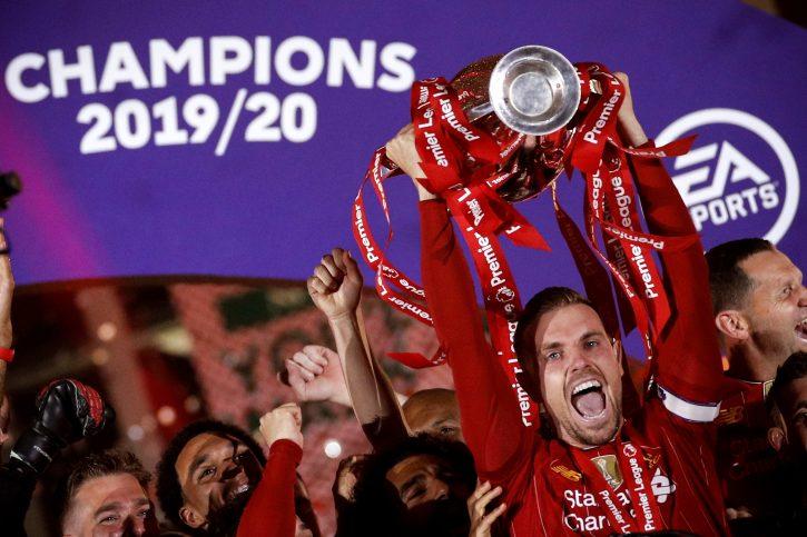 Henderson fudbaler godine u Premijer ligi