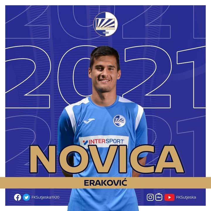 Eraković produžio ugovor sa Sutjeskom