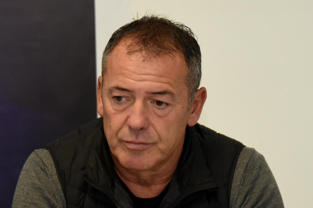 Sportski direktor Budućnosti: Volio bih da igramo protiv Crvene zvezde ili Sarajeva