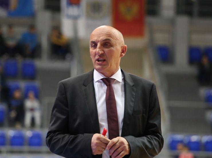 Pavićević: Želimo da osvojimo FIBA Evrokup i kroz ABA ligu izborimo plasman u Evroligu!