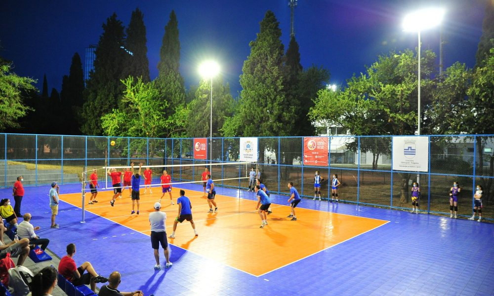 "OSCG i Glavni grad rekonstruisali teren u sklopu SC ""Morača"""