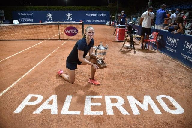Prva WTA lista nakon pet mjeseci: Danka Kovinić na 91 mjestu