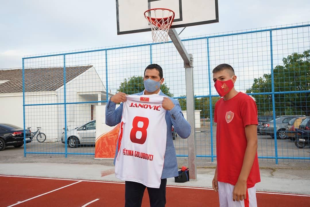 Kontinuirano dobra saradnja Ministarstva sporta i mladih i Glavnog grada