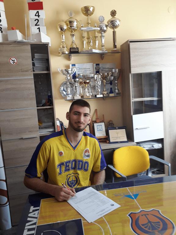 Teodo nastavio da se pojačava: Jokić potpisao za Tivćane