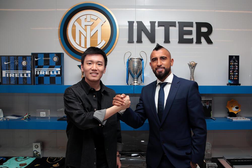 Vidal u Interu