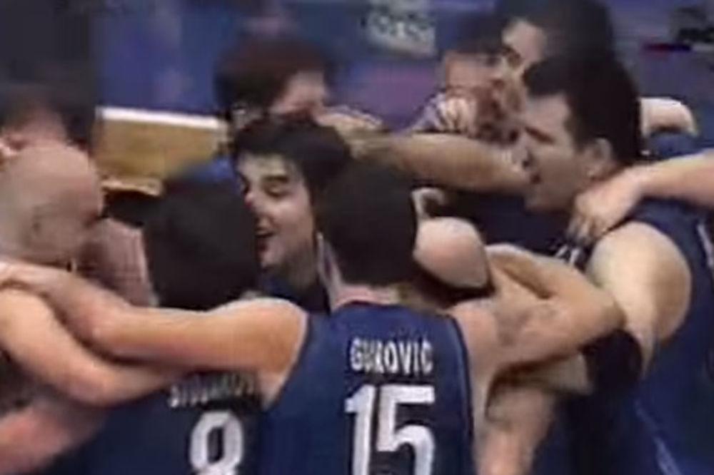 Na današnji dan: Jugoslavija je postala prvak Evrope VIDEO