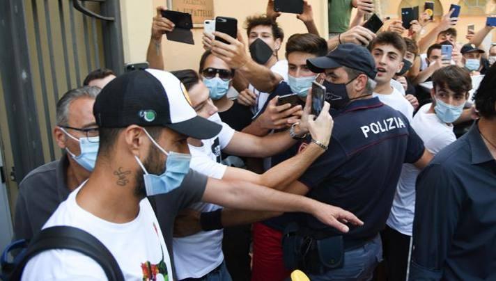 Skandal: Suares varao na testu italijanskog jezika
