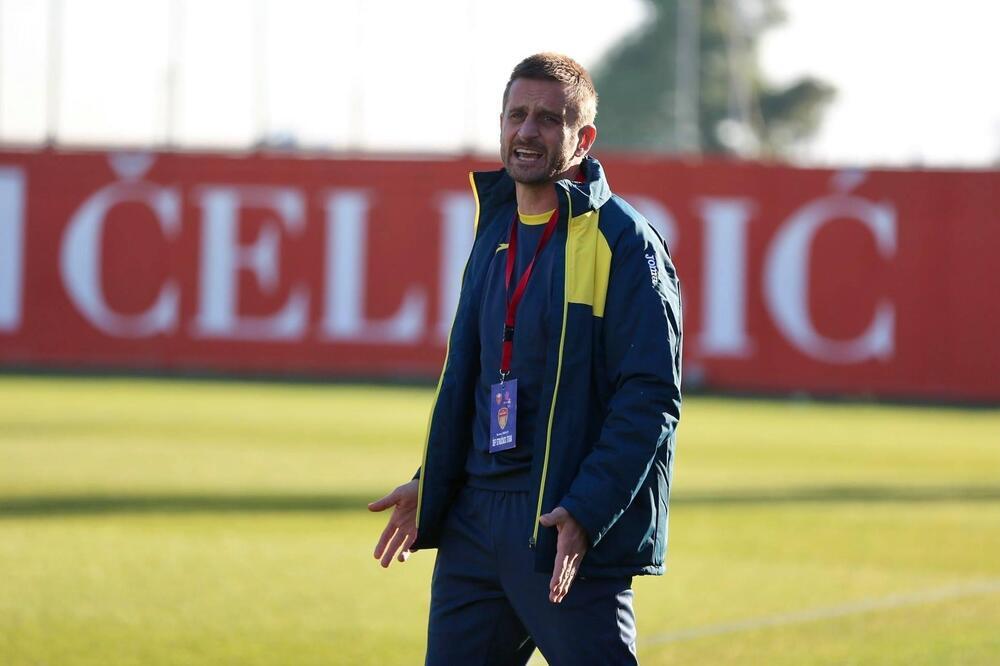 """FK Podgorica potvrdila: Peković napustio """"DG arenu"""""""