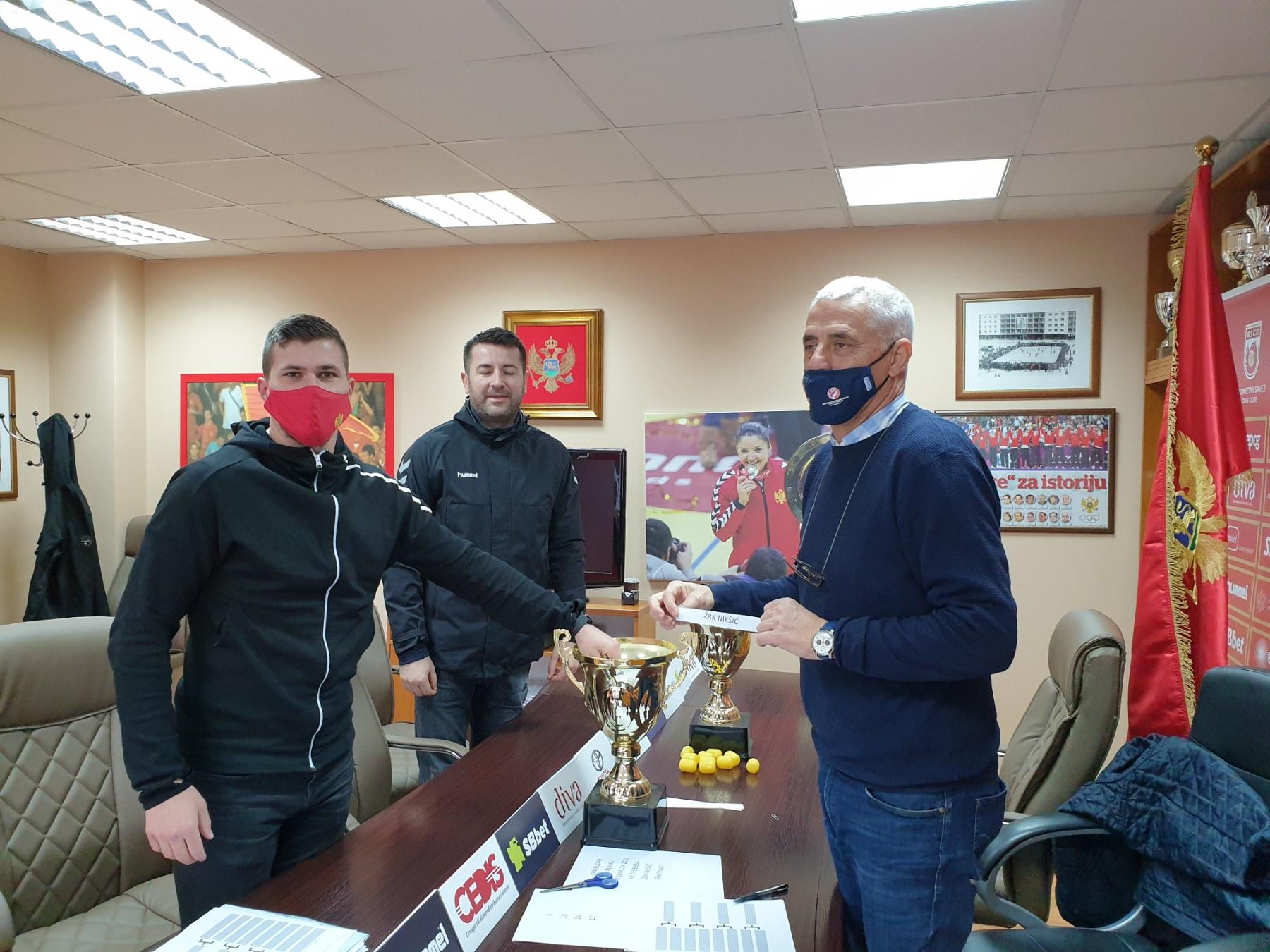 RSCG: Mornar 7 protiv Partizana