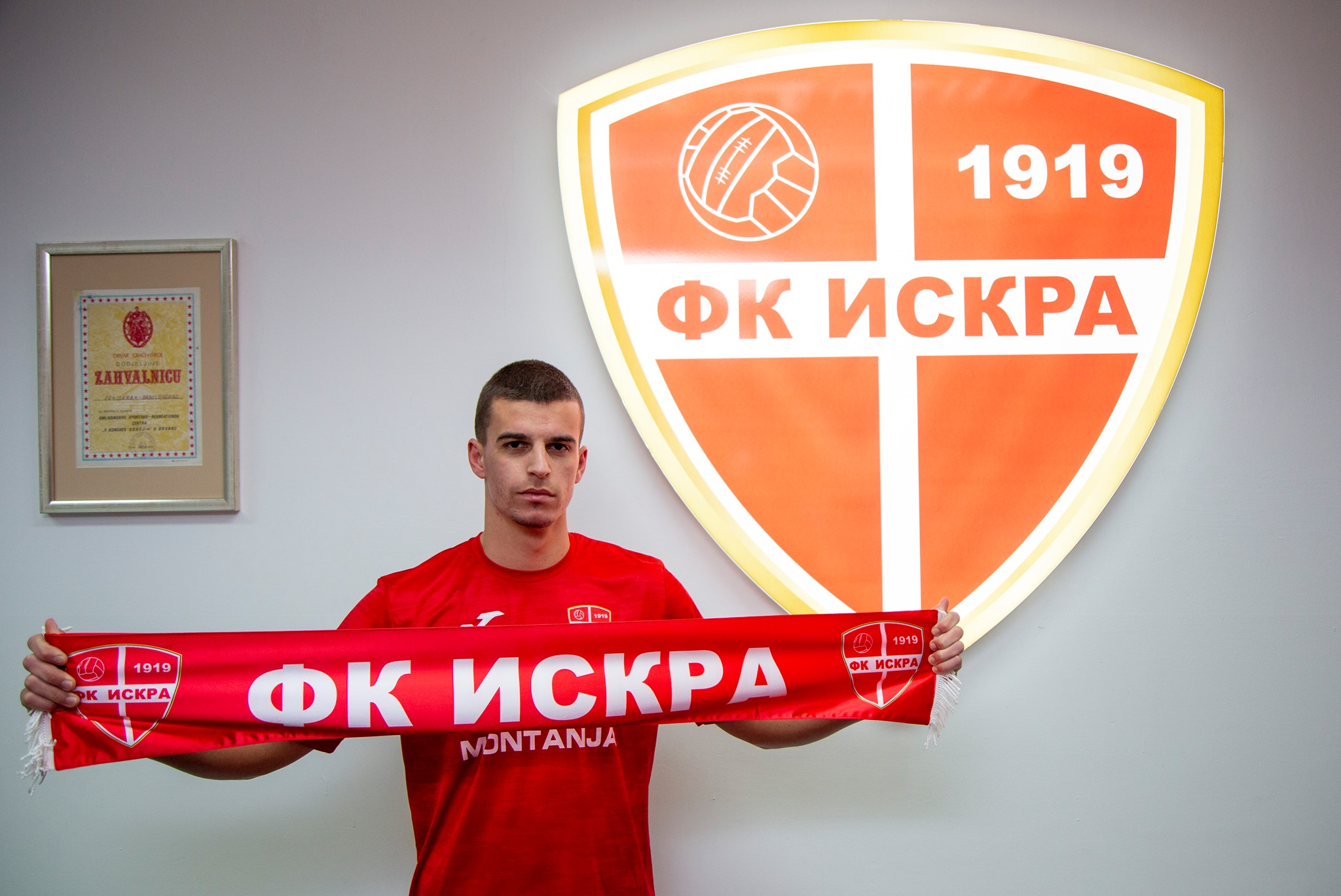 Iskra dovela bivšeg fudbalera Zvezde i Partizana
