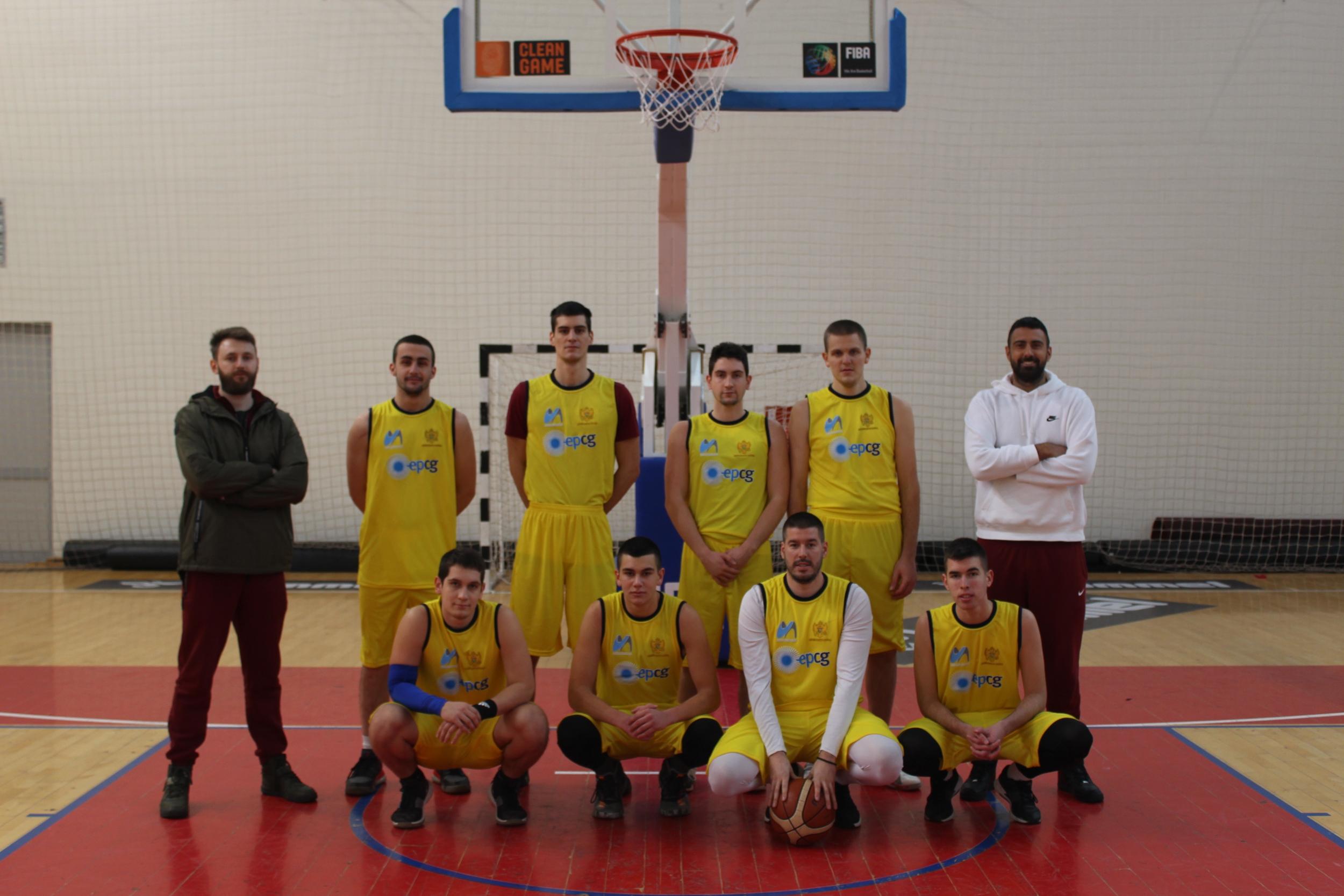 Nastavljena Studentska liga u košarci