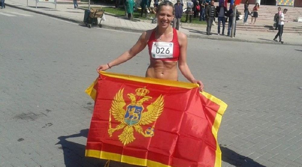 Crnogorskoj atletičarki potrebna pomoć za liječenje kako bi se što prije vratila treninzima