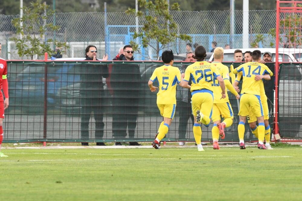 Podgorica u gradskom derbiju bolja od OFK Titograda
