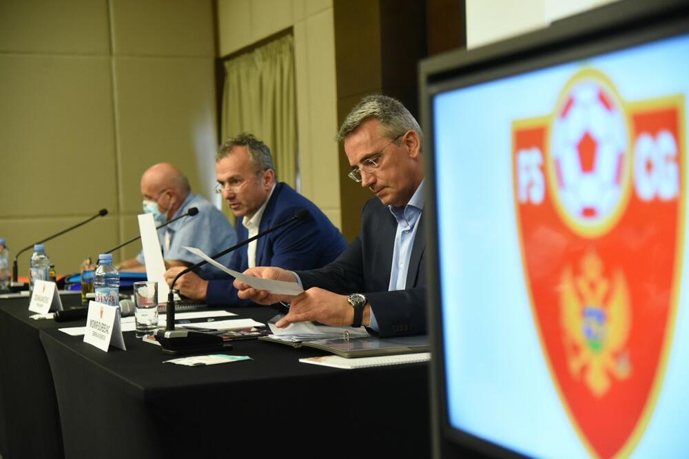 Dejan Savićević izabran za predsjednika FSCG