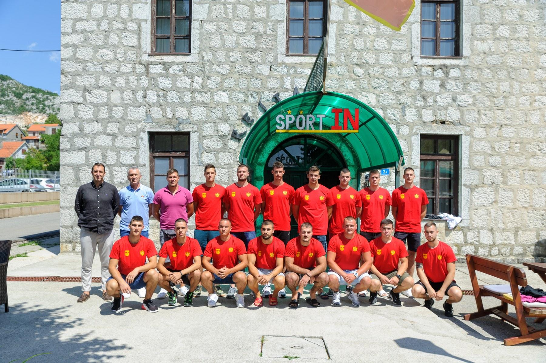 Problemi za kadetsku reprezentaciju na početku priprema za Evropsko prvenstvo B divizije