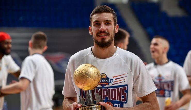 "Viktor Vujisić za Sportski.me: O tituli sa ""studentima"", ABA ligi, Gorštaku, Evroligi, Durentu…"