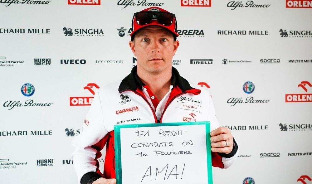 F1: Raikonen se vraća na stazu