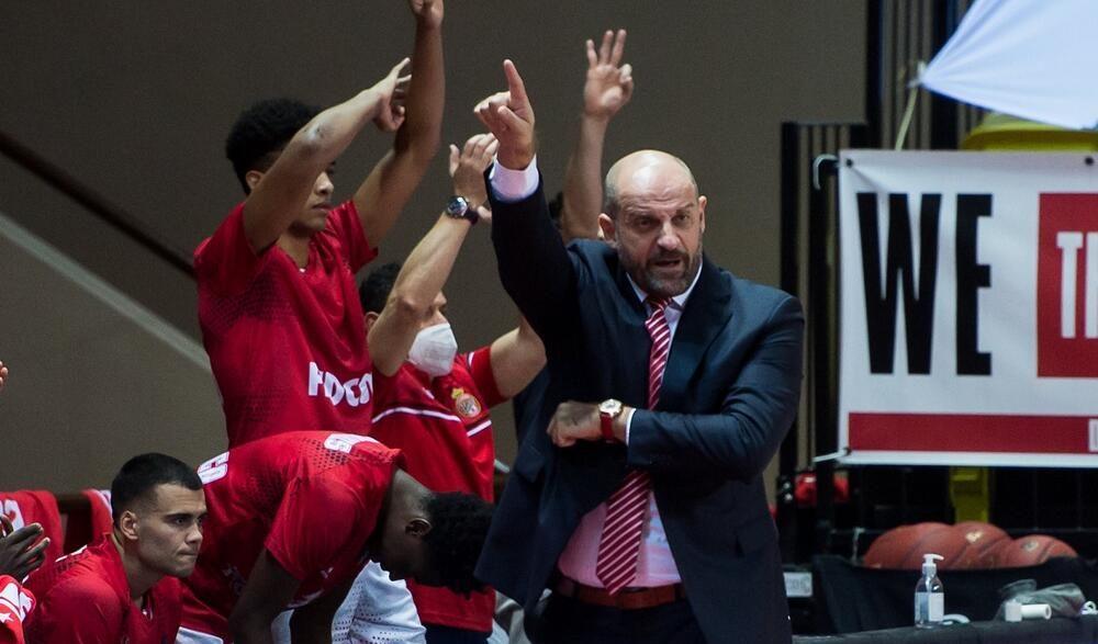 Monako poražen od Reala, Mitrović: Ponosan sam na tim