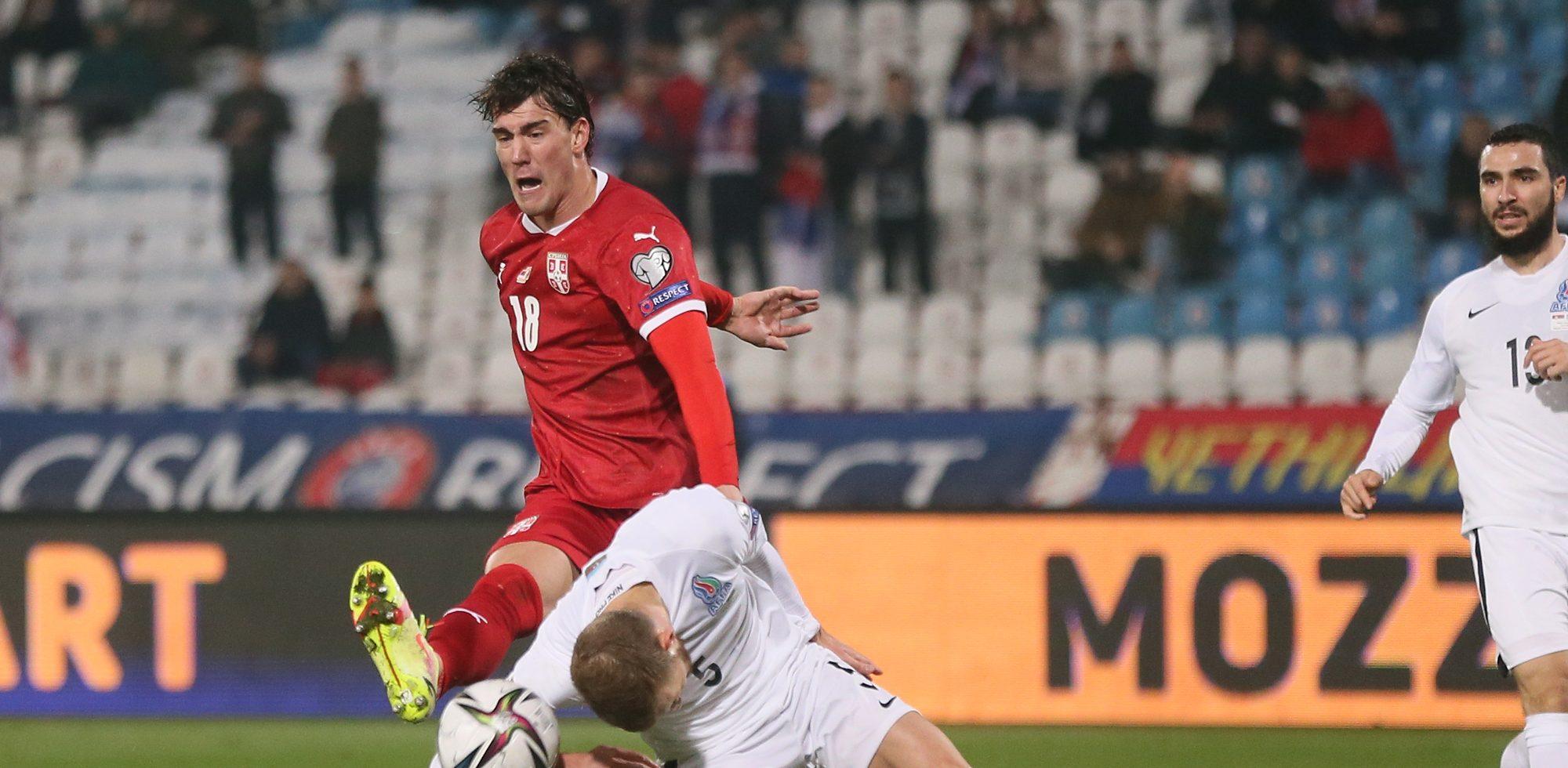 Srbija protiv Portugala za direktan plasman na Mundijal